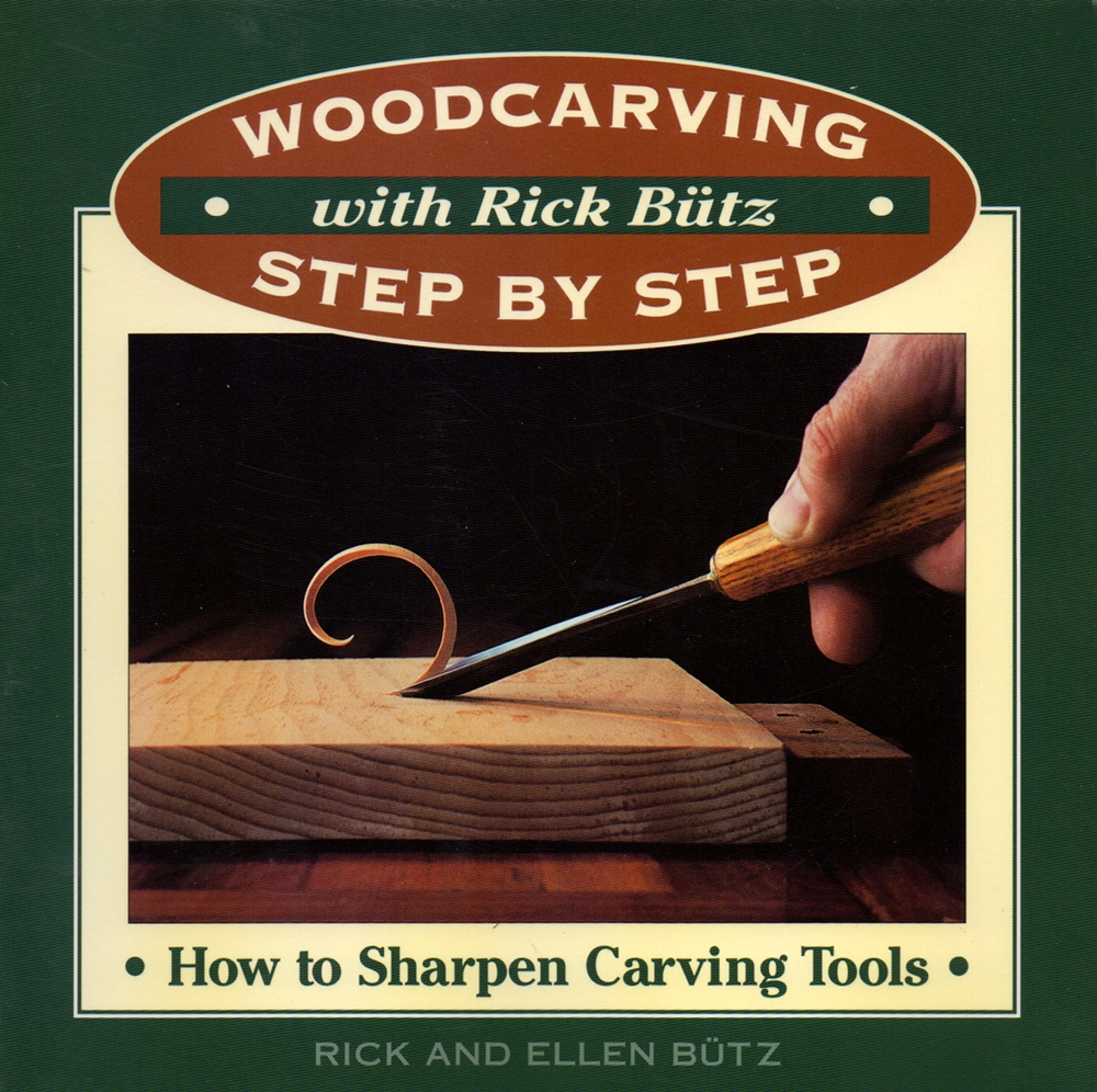 Books « rick bütz woodcarving