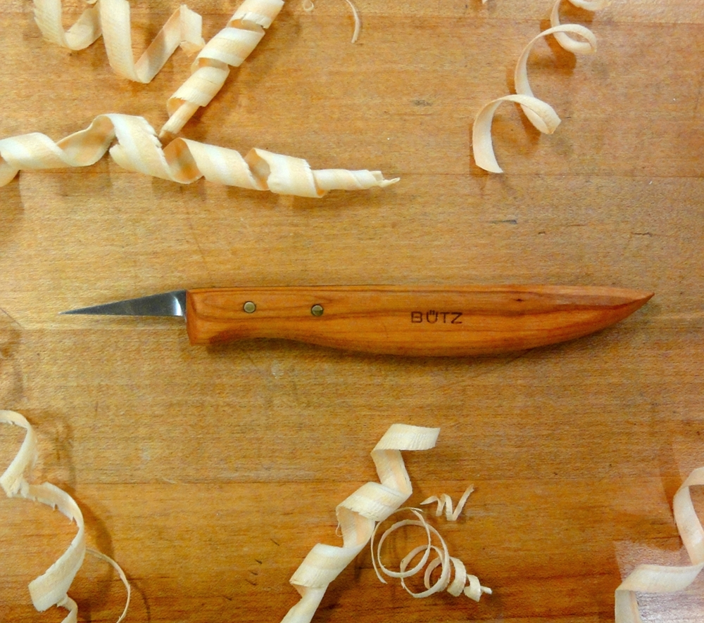 Making A Carving Knife: Tools « Rick Bütz Woodcarving